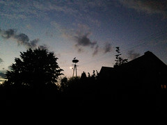 Night (adriank1410) Tags: light summer sky holidays memories poland polska wakacje lato wspomnienia iphone5 iphoneography lublinvoivodeship