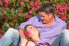 Krista&Patrick-20150913-288 (Frank Kloskowski) Tags: people georgia engagement couple patrick buford floweres kristamarie