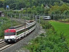 447+900 (firedmanager) Tags: topo train tren 900 renfe trena euskotren automotor 447 railtransport renfeoperadora metrodonostialdea