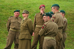 IMG_6815 (leroux.maximilien62) Tags: overlord normandie invasion calvados reenactors batterie airborn commandos mervillefranceville
