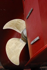 Propulsion... (Gunnar Eide) Tags: ship maritime shipping tanker tankers odfjell