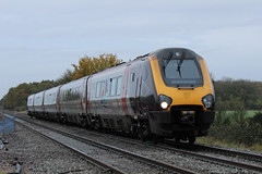 221138 (1V46) (Worcestershed) Tags: crosscountry 221138