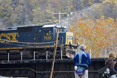 Harpers Ferry  (261) (smata2) Tags: railroad train rail trainspotting csx