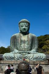 Amida-butsu (timtram) Tags: statue japan buddha kamakura daibutsu amitabha kotokuin greatbuddha amidabutsu