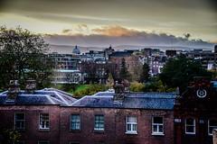 View of Dublin from Trinity City Hotel - Dublin Ireland (mbell1975) Tags: from city ireland dublin irish building college hotel view irland eire na trinity dome ie baile irlanda irlande éire cliath átha poblacht airlann héireann