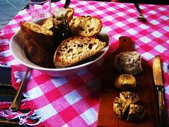 Sapori (sHaDiNa) Tags: food cheese bread restaurant malta pane ristorante cibo formaggio sapori casereccio angelicarestaurant