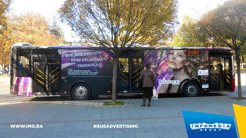 Info Media Group - Rimmel, BUS Outdoor Advertising,  11-2015 (2)
