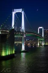 Puente de Tokyo (sergiovg) Tags: tokyo odaiba japon2014