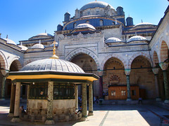 Mesquita Azul (Istambul - Turquia) (Joy Felizardo Fotografia) Tags: travel tourism turkey istanbul mosque viagem bluemosque turismo istambul turquia viajar destinations mesquita destinos mesquitaazul joyfelizardofotografia
