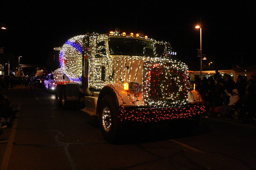 Albuquerque Twinkle light Parade 2015
