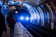(sinister pictures) Tags: underground tube tfl londonunderground tubestations trains london sinisterpictures victorialine publictransport pimlico pimlicovictorialine greatbritain