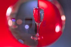 Red colored crystal (Renate Bomm) Tags: 2016 366 canoneos6d renatebomm bokeh ef100mmf28l macromondays opposite crystal march14thecolorred red february22crystal november14mysterious holidaybokeh redux2016myfavoritethemeoftheyear water glaskugel glasslight glas flickrunitedaward art light macro minamalistart rot wow colors gegensatz physik effekt macromonday montag glazed 7dwf macroorcloseup glass
