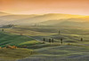Val d'Orcia with Terrapille and the Gladiators (Giuseppe Toscano) Tags: italy tuscany landscape valdorcia sunset gladiators