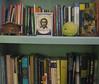 bookcase: 2017 (giveawayboy) Tags: bookcase bookshelf 2017 oleander jesus mary czestochowa
