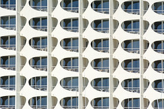 Architecture with lines and curves (Jan van der Wolf) Tags: 158214v map158214ve architecture curves lines architectuur herhaling repetition composition compositie white wit flat modernarchitecture