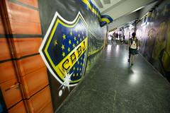 CABJ Corridore (Sven Vietmeier) Tags: argentine argentinien ba bocajuniors bombonera buenosaires cabj estadioalbertojarmando laboca