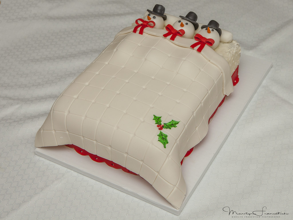 The World\'s Best Photos of cake and snowmen - Flickr Hive Mind