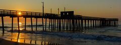 Beach Sunrise (PMillera4) Tags: beach beachsunrise newjersey avalonnj fishingpier