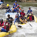 White water rafting at Phuket, Thailand - 17/01/2017