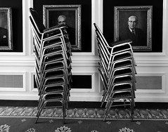 The Presidents' Room (Bart K. Prins) Tags: panasonic lumix dmclx7 bw blackandwhite mormons presidents saltlakecity templesquare josephsmith memorialbuilding