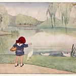 Rie Cramer Lentebloemen 1914 ,ill G
