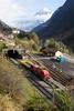 843 011 - Wassen (imartin92) Tags: wassen cantonofuri switzerland sbb cff ffs swissfederalrailways gotthard railway railroad train