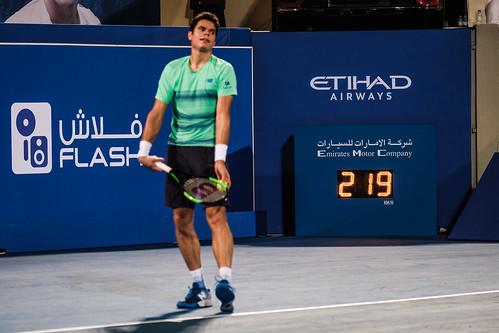 "Milos Raonic's service reaches 219 km/h • <a style=""font-size:0.8em;"" href=""http://www.flickr.com/photos/125636673@N08/31873167561/"" target=""_blank"">View on Flickr</a>"