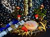 Frohes Neues Jahr 2017 / Happy New Year 2017 (ingrid eulenfan) Tags: silvester neujahr feier fest party happynewyear neuesjahr