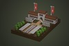 Lest we forget (pasukaru76) Tags: canon100mm lego diorama camp concentrationcamp microscale moc