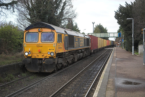66719 at Trimley
