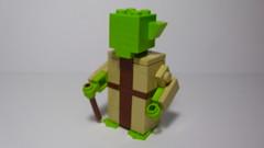 Master Yoda (andresignatius) Tags: lego miniland moc starwars yoda jedi