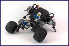 TriRover (FonsoSac) Tags: lego moc rover febrovery scifi