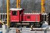 SLMNr 5079 : SBB Infrastruktur Traktor Tm  232 310 - 3 ( Hersteller SLM Nr. 5079 - Umbau aus Tm IV 9672 - Dieseltraktor Rangiertraktor ) im Winter mit Schnee beim SBB Bahntechnik Center Hägendorf (BTC)  im Kanton Solothurn der Schweiz (chrchr_75) Tags: albumzzz201701januar christoph hurni chriguhurni chrchr75 chriguhurnibluemailch januar 2017 albumbahnenderschweiz201716 albumbahnenderschweiz schweizer bahnen eisenbahn bahn schweiz suisse switzerland svizzera suissa swiss rangiertraktor traktor dieseltraktor sbb cff ffs 232 tm iv
