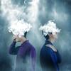 "18/31 ""El caos VS La calma"" (Fer Siciliano) Tags: nubes clouds storm tormenta sky blue conceptual dark texture peace paz calm ocean ray light rayos"