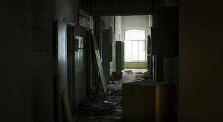 Tipycal russian destroy (Abandoned hospital)