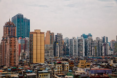 Macau (Radu Micu) Tags: macau mo travel cloudy urban architecture concrete building skyline skyscraper moody decay china
