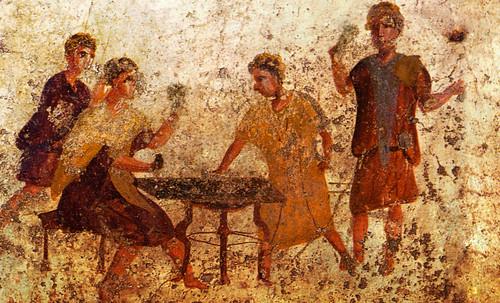 "Petteia - Ludus Latrunculorum  / Iconografía de las civilizaciones helenolatinas • <a style=""font-size:0.8em;"" href=""http://www.flickr.com/photos/30735181@N00/32522187025/"" target=""_blank"">View on Flickr</a>"