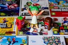 69/365 (Iggy Summers) Tags: marioday supermariobros nintendo gamer nintendista yotsuba domo toyphotography
