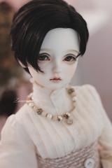 Ruby Rose hairstyle Σ>―(〃°ω°〃)♡→ (leoooona08) Tags: bjd doll dollfie balljointeddoll sooleedoll msdoll sadol love60 miu