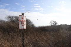No Parking (smartalex61) Tags: camp cronin narragansett ri rhode island beach point judith