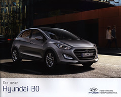 Hyundai i30, Der neue; 2016_1 (World Travel Library) Tags: hyundai hyundaii30 2016 car brochures sales literature world travel library center worldtravellib auto automobil papers prospekt catalogue katalog vehicle transport wheels makes model automobile automotive motor motoring drive wagen photos photo photograph picture image collectible collectors ads fahrzeug frontcover korean cars سيارة 車 worldcars documents dokument broschyr esite catálogo folheto folleto ब्रोशर брошюра tài liệu broşür