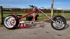 Hannan Custom LS300 #18 (The bike guy !) Tags: bespoke concept designed 18 hannancustom hannan custom custombike bicycle kinlan bike bikeguy eric cycle cycling style chromed montreal canada