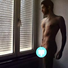 Ventanas (loticcc) Tags: nude male man naked men erotic eroticmale monochrome restricted naturist nudist naturism nature nudism nudeart nakedart nackt naturists