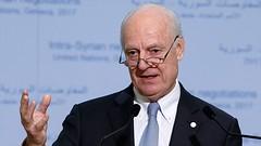 Suriye barış görüşmelerinin 5. tur tarihi belli oldu (daykancom) Tags: dünya staffandemistura suriye
