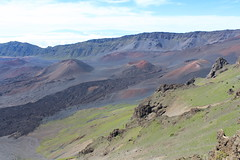 Haleakala Crater, Maui, Hawaii (Baptiste L) Tags: haleakala haleakalacrater volcan volcano hawaii maui