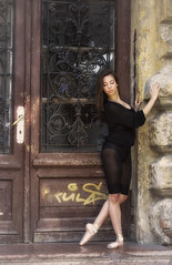 Jelena (bojanstanulov) Tags: ballerina balet ballet balletdancer beautiful balletshoes balerina balletclass street