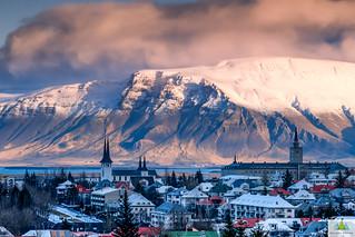 Reykjavik... ombres et lumières/shadows and lights/skugga och ljus