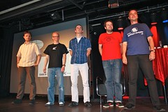 "2. Science Slam Karlsruhe • <a style=""font-size:0.8em;"" href=""http://www.flickr.com/photos/134851782@N05/20173375353/"" target=""_blank"">View on Flickr</a>"