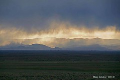 August 27, 2015 - A fantastic view of Front Range showers. (Mary Lindow)