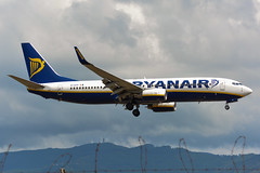 EI-DYP (MikeAlphaTango) Tags: airplane airport aircraft aviation boeing ryanair runway calabria aereo avion 737 lamezia b737 aeronautica lica suf
